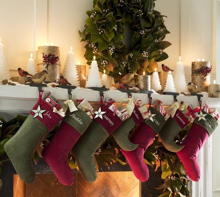 calzini di Natale