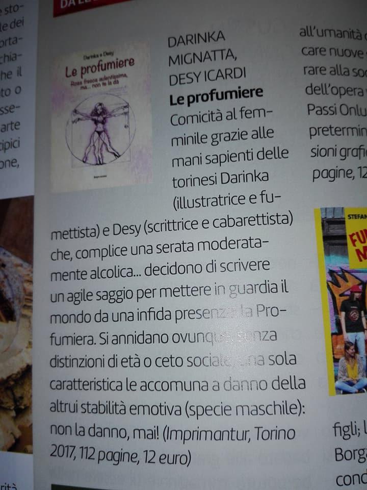 Torino storia Desy Icardi