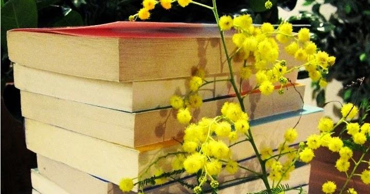 libri e mimose