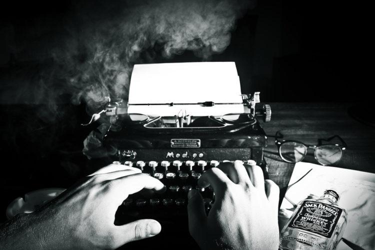 mitologia dello scrittore