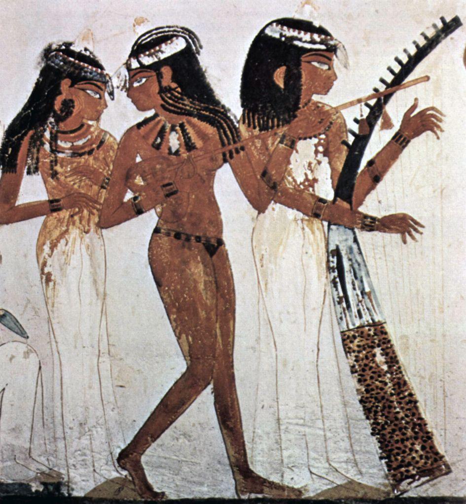 raffigurazione egizia