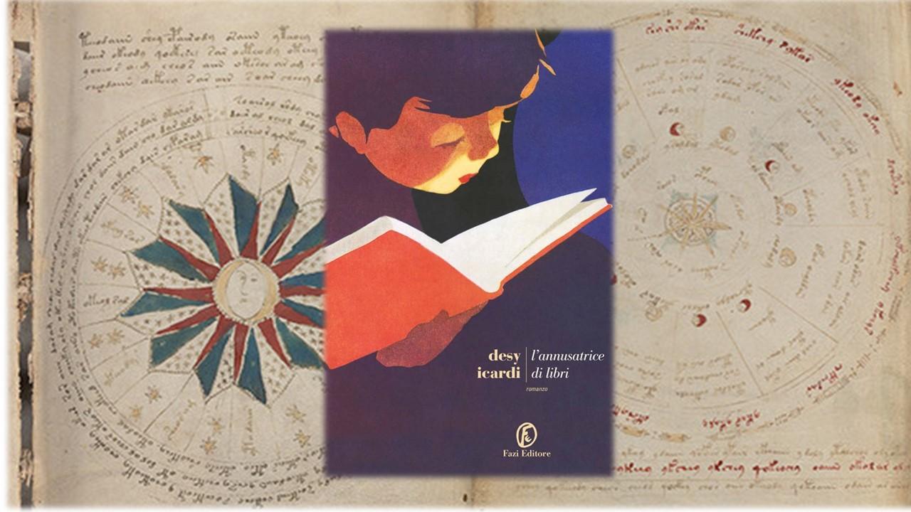 l'annusatrice di libri e il manoscritto Voynich
