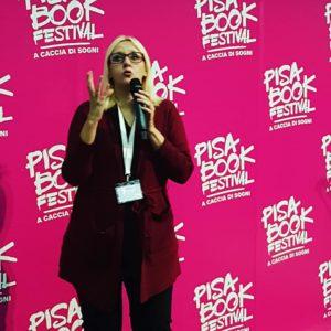 Desy Icardi Pisa book festival 2019