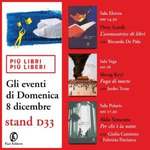 Desy Icardi Più libri più liberi 2019